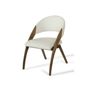 Chute Upholstered Dining Chair by Brayden Studio Spacial Price