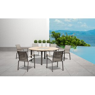 Kate Teak Dining Table by Longshore Tides