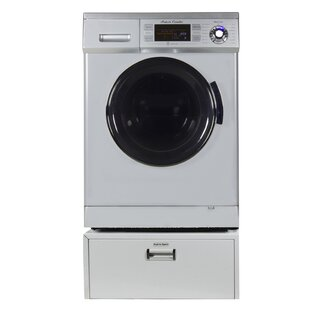 1.57 Cu. Ft. All-In-One Combo Washer and Electric Dryer by Equator