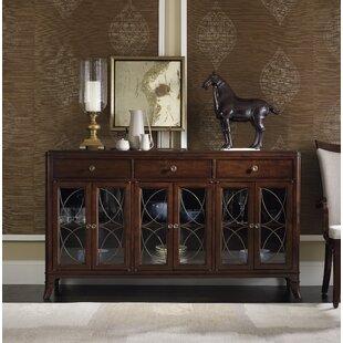 Palisade Sideboard by Hooker Furniture