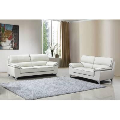 Orren Ellis Aubree 2 Piece Living Room Set Wayfair