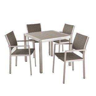 Smithson Fitch Buckle 5 Piece Dining Set ..