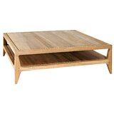 Limited 3 Solid Wood Coffee Table with Storage by OASIQ
