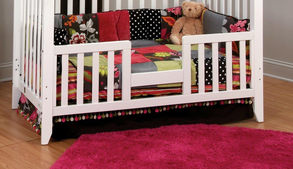 Logan Toddler Bed Rail