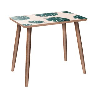Vanderhoof End Table by Bungalow Rose