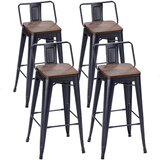 Geraghty Counter & Bar Stool (Set of 4) by Williston Forge