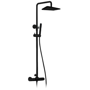 Jade Bath Jacki Thermostatic Dual Head Complete Shower System