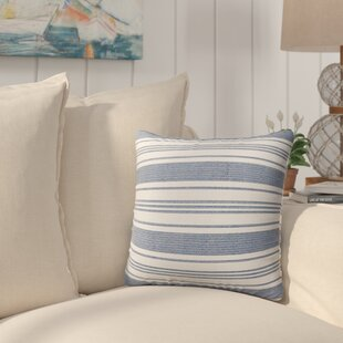 Pinehurst Cotton Throw Pillow