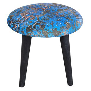 Patchwork Dressing Table Stool By MONKEY MACHINE