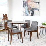 North Reading 5 Piece Dining Set by George Oliver