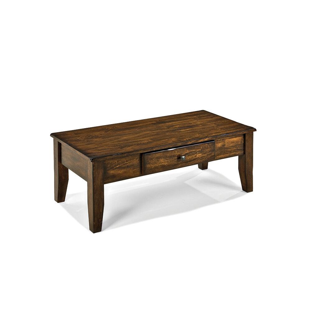 Loon Peak Kaitlin Coffee Table With Storage Wayfair