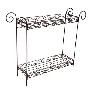 Rectangular Etagere Plant Stand by Panacea Products