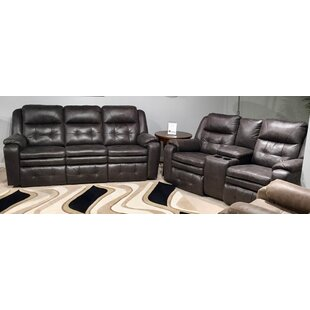 Online Reviews Inspire 2 Piece Reclining Living Room Set by Southern Motion Reviews (2019) & Buyer's Guide