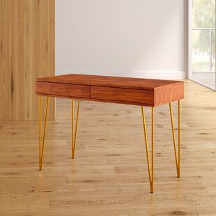 Feemster 2 Drawer Writing Desk