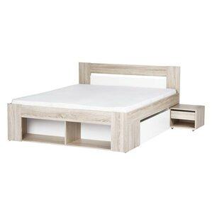 Duren Queen Platform Bed by Ivy Bronx