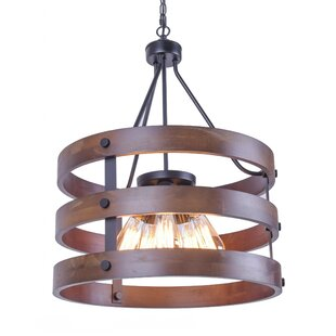 Pendant Lights Ceiling Lights & Fans Bright Modern Oak Wood Bead Chain Pendant Lights Retro Hanging Suspension Cord Pendant Lamp Dining Room Stores Bar Lighting Luminaires Attractive Appearance