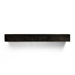 Modern Farmhouse Fireplace Shelf Mantel by Dogberry Collections