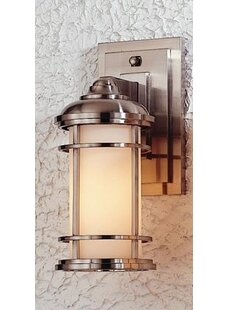 Latitude Run Georgia Outdoor Wall Lantern