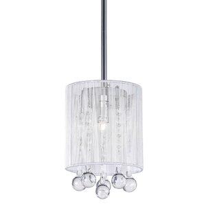 CWI Lighting Water Drop 1-Light Pendant