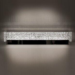 Quantum 1-Light LED Bath Bar by Modern Forms