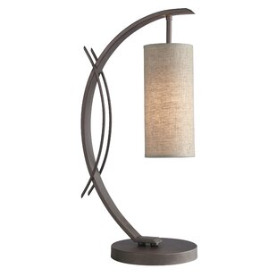 Savings Hulse 21.75 Arched Table Lamp By Brayden Studio