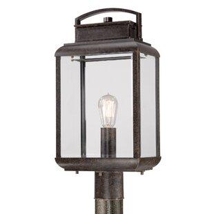 Millbrook Outdoor 1-Light Aluminum Lantern Head by Three Posts