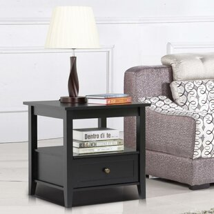 Witten End Table with Storage