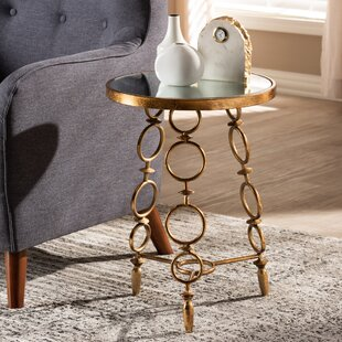 Selzer End Table by World Menagerie