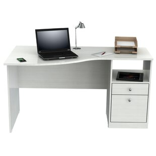 Grigor Engineered Wood Executive Desk