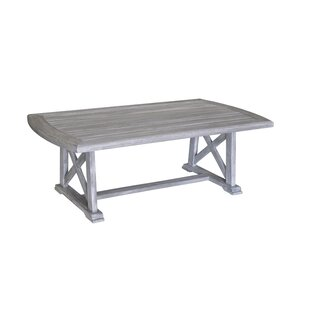 Gracie Oaks Jessica Casual Outdoor Dining Table