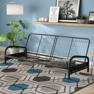 Buying Vermont Futon Frame by Ebern Designs Reviews (2019) & Buyer's Guide