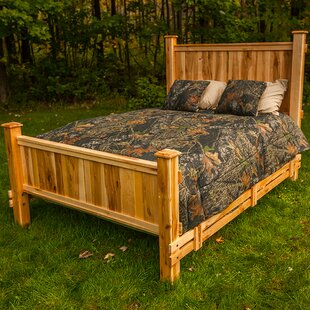 "Nativ Livingâ""¢ Mountain Maple Panel Bed"