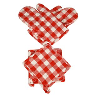 August Grove Potholders Oven Mitts You Ll Love In 2021 Wayfair
