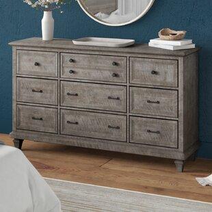 Greyleigh Altenburg 9 Drawer Dresser