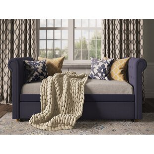 Rossburg Daybed with Trundle by Three Posts