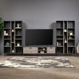 Josey Entertainment Center for TVs up to 78 by Wrought Studio™