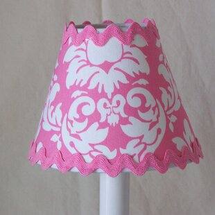 Damask 11 Fabric Empire Lamp Shade