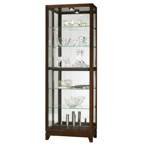 Luke Lighted Curio Cabinet by Howard Mill..