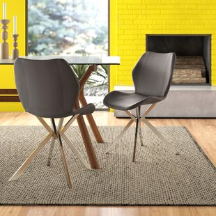 Shirleen Upholstered Side Chair (Set Of 4) By Everly Quinn