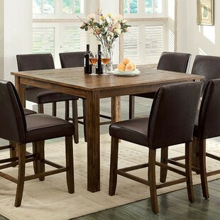 Denzel Counter Height Dining Table Alcott Hill