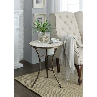 Barker Ridge End Table by Alcott Hill