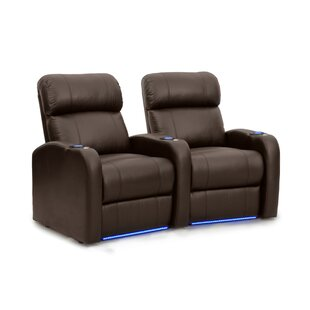 Home Theater Loveseat Row of 2
