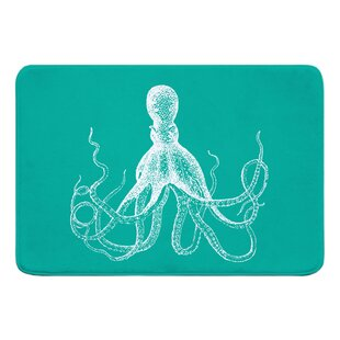 Langan Octopus Bath Rug