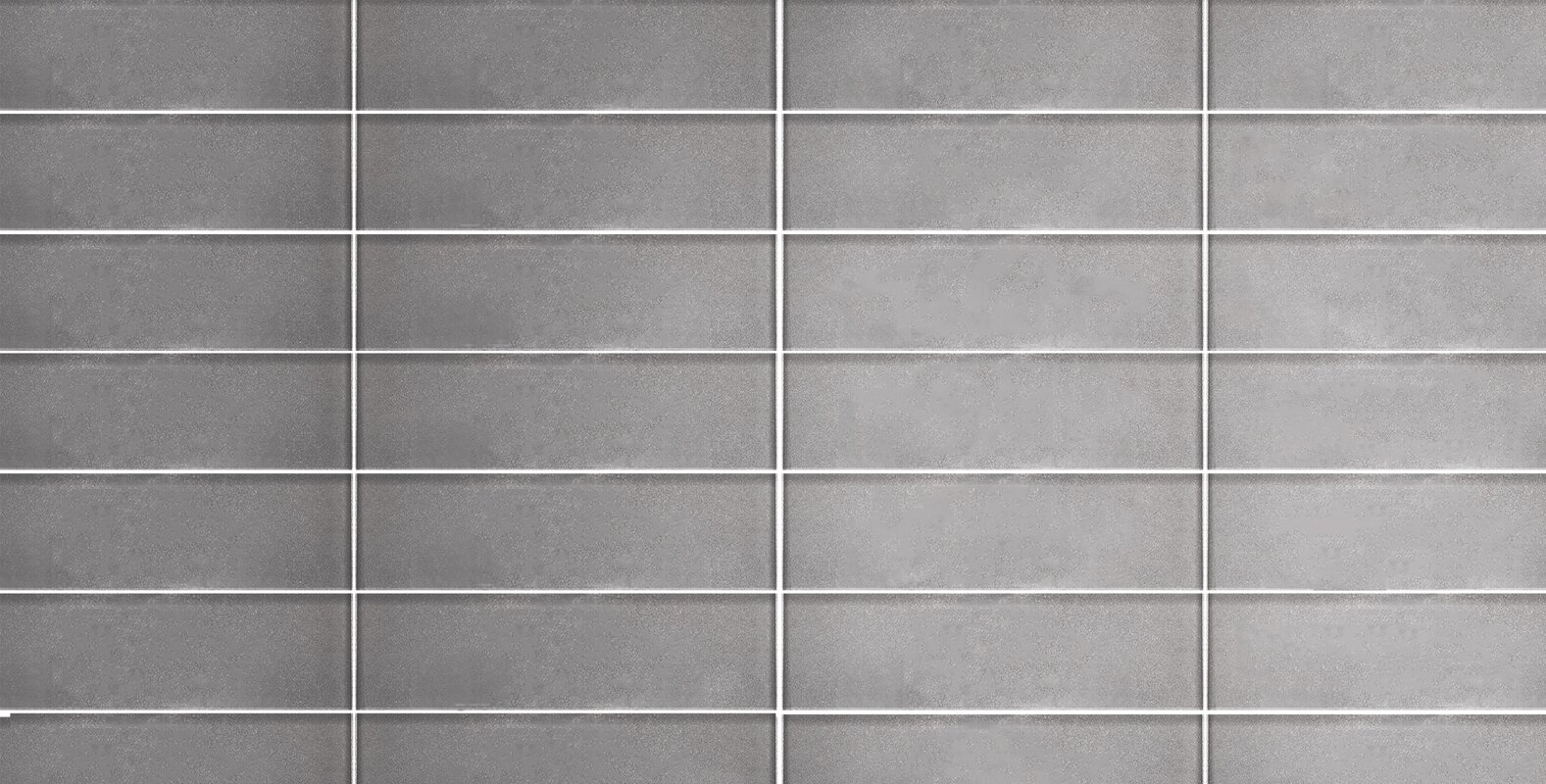 excellent dimensions of subway tile. Secret Dimensions 3  x 12 Glass Subway Tile in Glossy Silver Abolos