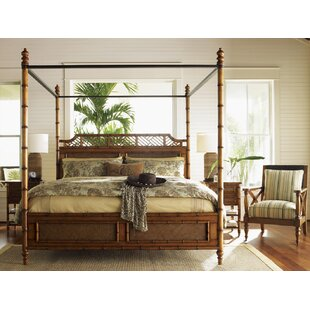 Island Estate Canopy Bed