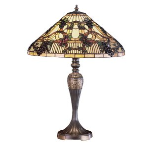 Jeweled Grape 27.5 Table Lamp