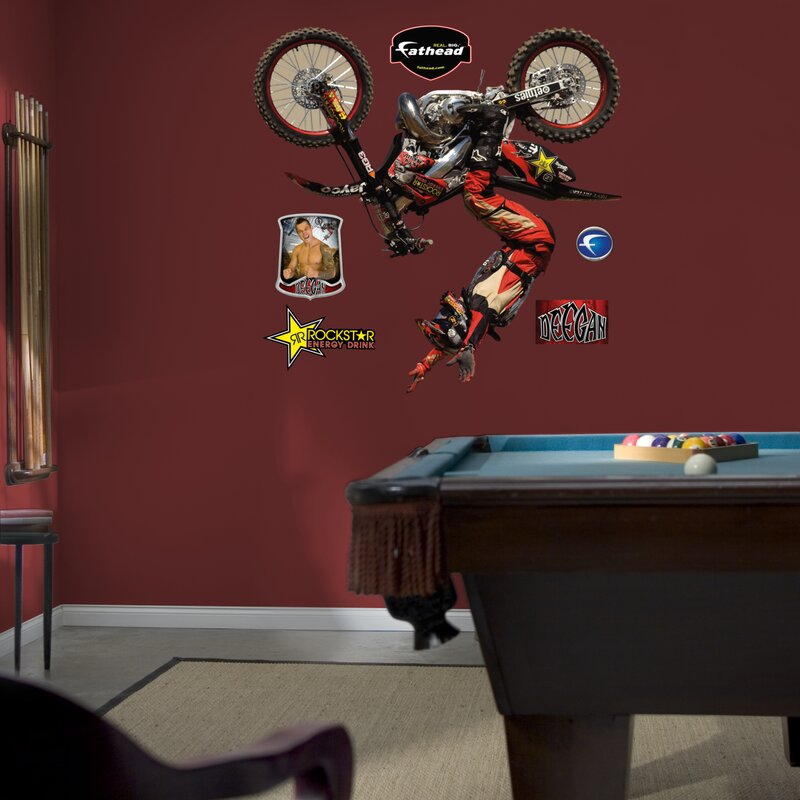 Action Sports Motocross Wall Decal Part 88