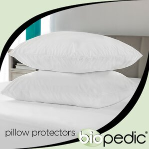 Pillow Protector (Set of 2) by BioPEDIC
