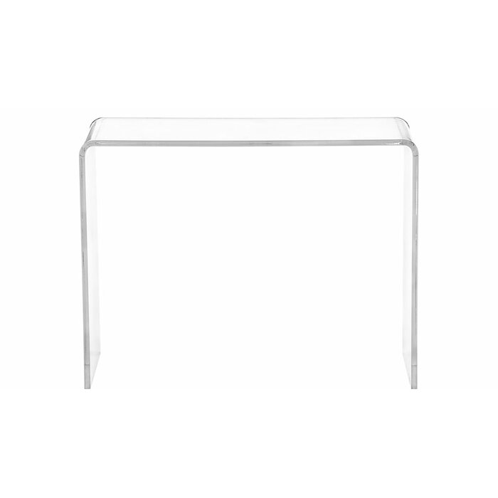 Sensational Peek Acrylic Console Table Spiritservingveterans Wood Chair Design Ideas Spiritservingveteransorg