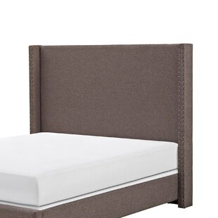 Darby Home Co Bentson Upholstered Panel Headboard